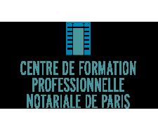 logo Centre de formation professionnelle notariale de PARIS